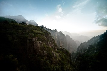 Huang Shan - Yellow Mountain, China