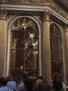 Volto Santo Lucca Cathedral Duomo