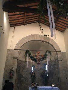 Chapel swag Italy