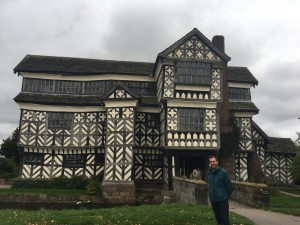 Matt Little Moreton Hall