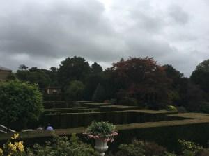Biddulph Grange hedges parterres