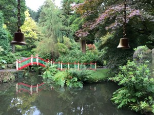 Biddulph Grange China pond