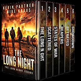 The Long Night Box Set: The Complete The Long Night Series – Books 1-6