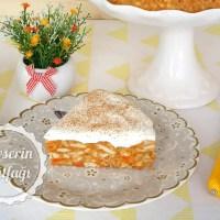 Havuçlu Mozaik Pasta (Videolu Tarif)