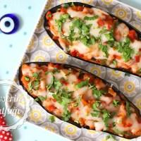 Patlıcan Sandal Tarifi