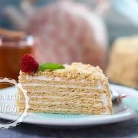 Medovik Pasta (Videolu Tarif)