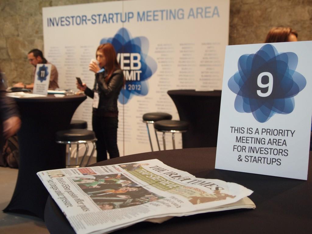 investor meet startups - documentación para inversores