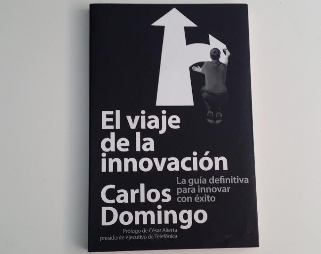 viaje de la innovación - libros para emprendedores