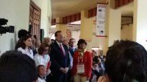 Rajoy de paseo el primer día