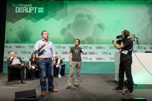 tech crunch disrupt - objetivo de una startup