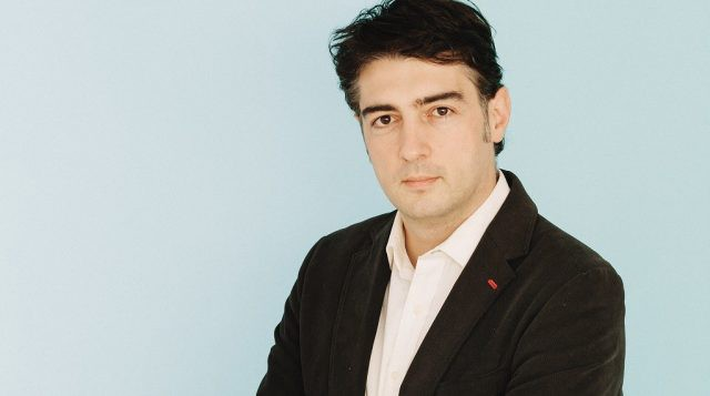 Javier Andrés, CEO y fundador de Ticketea