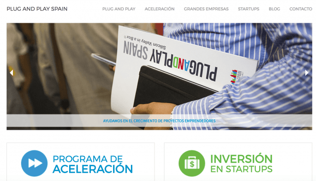 Plug & Play - ecosistema de startups de valencia