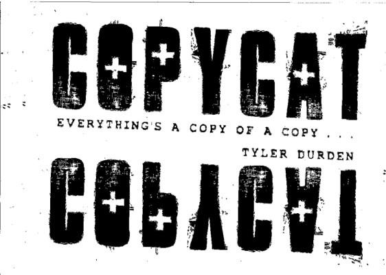 copycat - validación