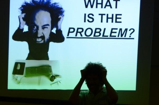 problema - solución