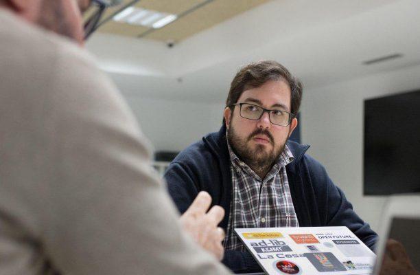 Juan Jesús Velasco - Andalucía Open Future