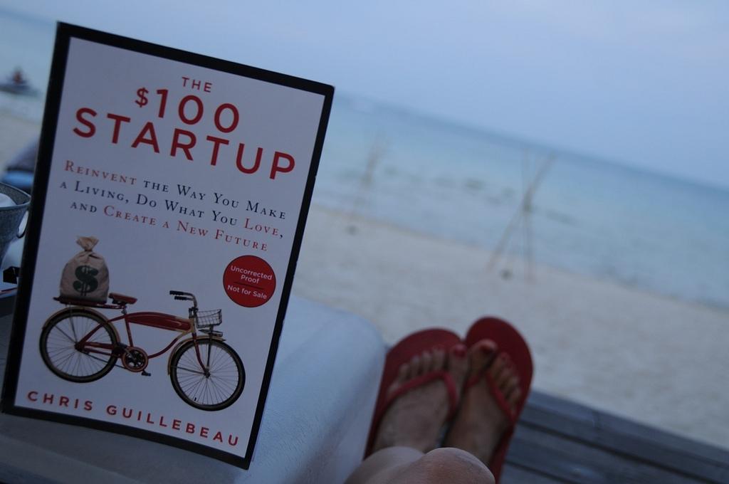startups book