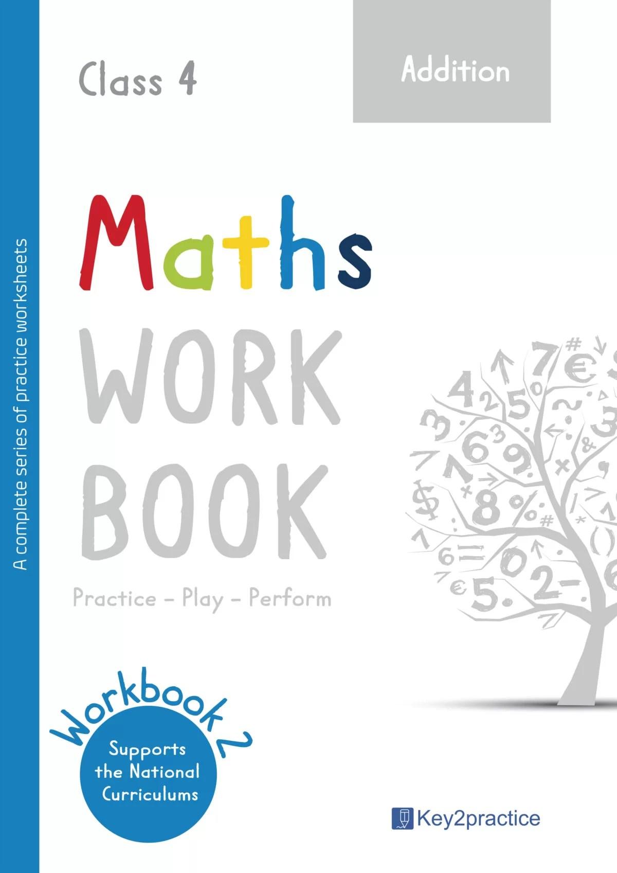 Maths Worksheets Grade 4 Addition