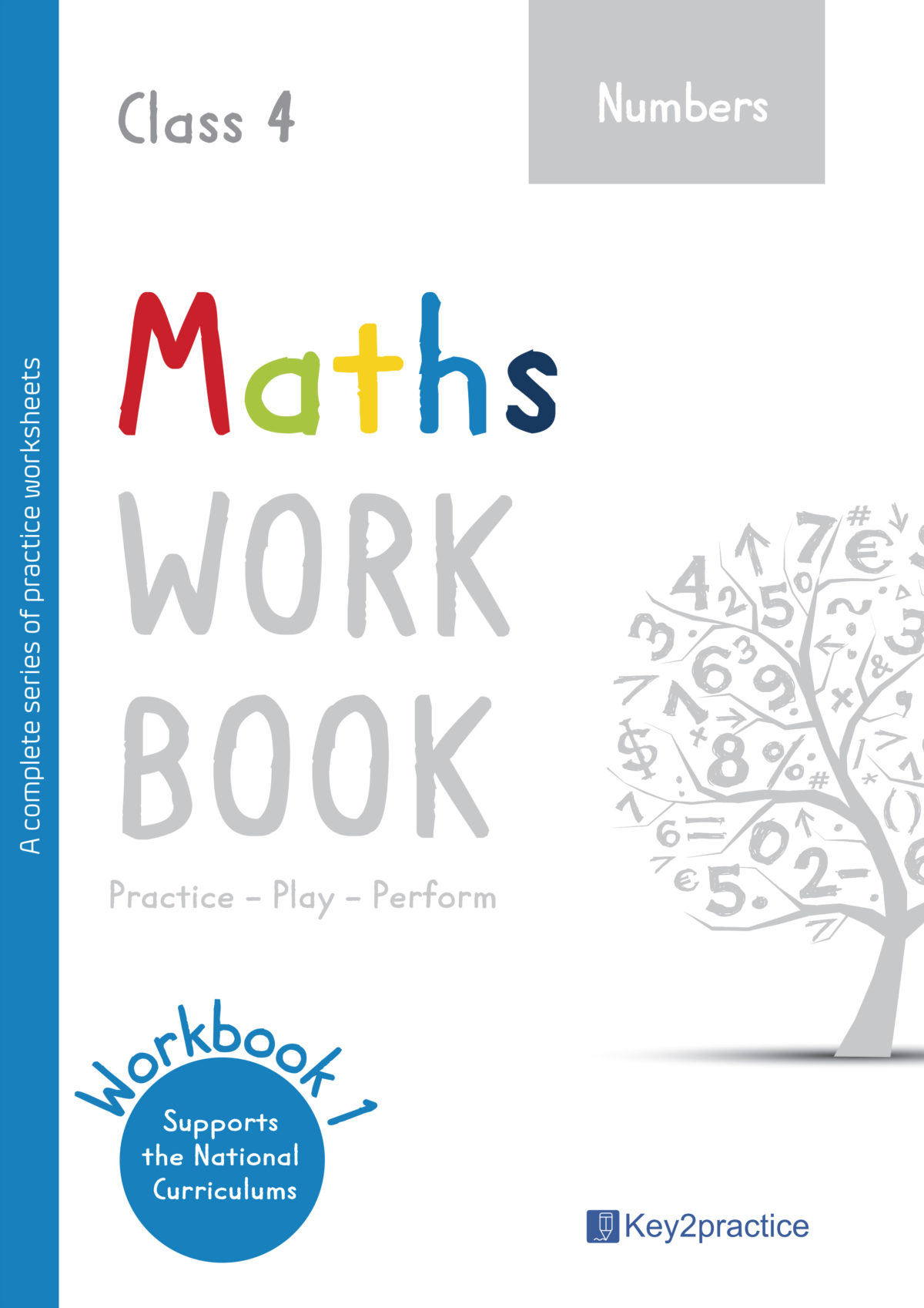 Maths Worksheets Grade 4 Numbers