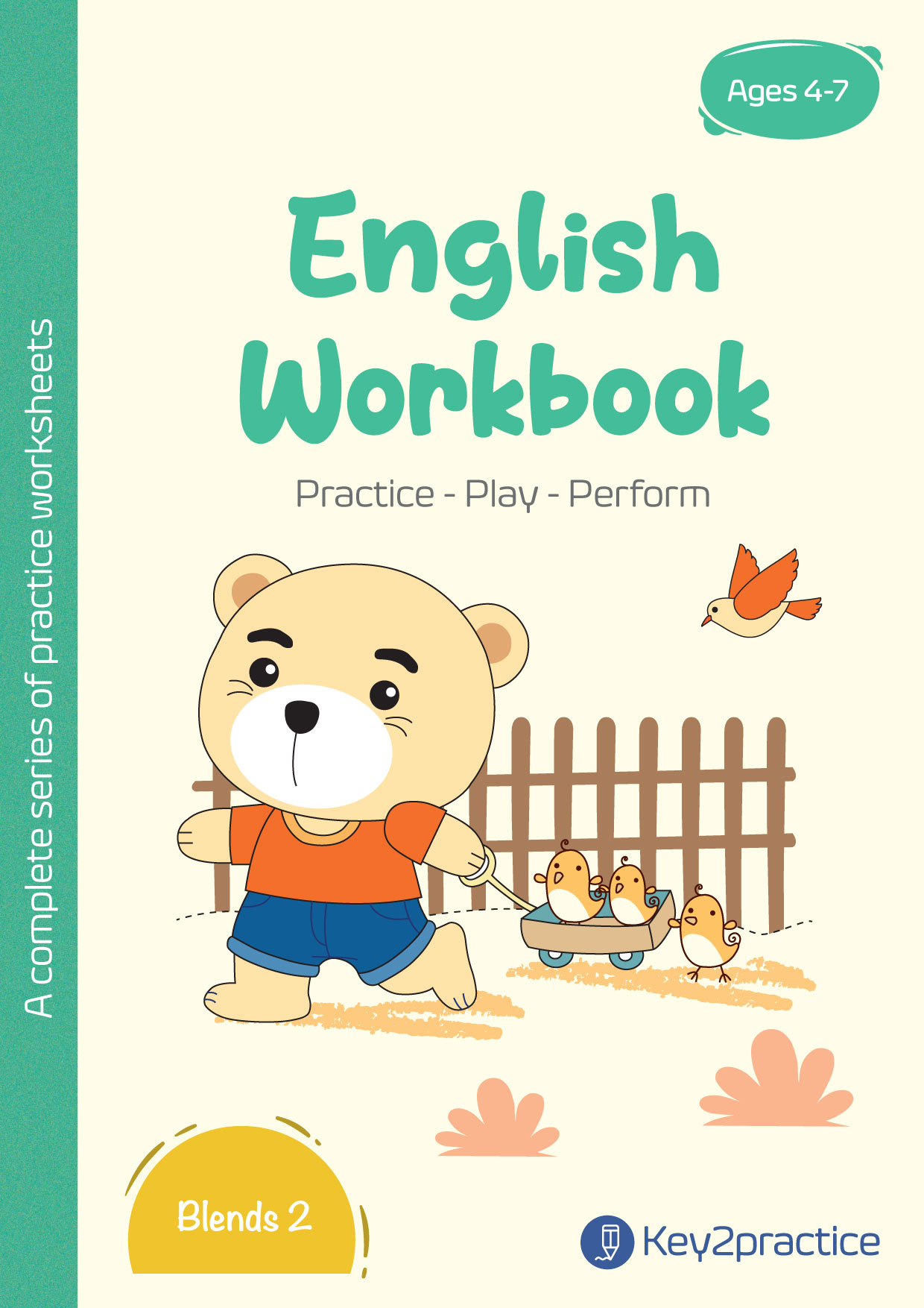 English Worksheets Grade 1 Concept Blends