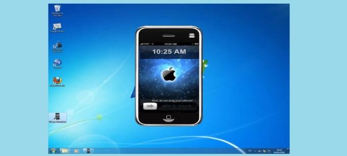 iPhone Simulator