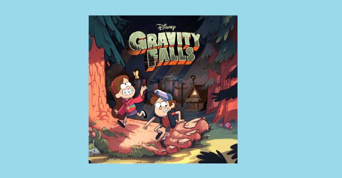 Gravity Falls (2012-2016)