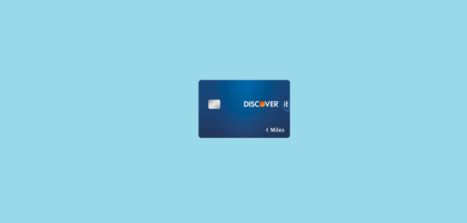 Discover Credit Card Reward for Traveler