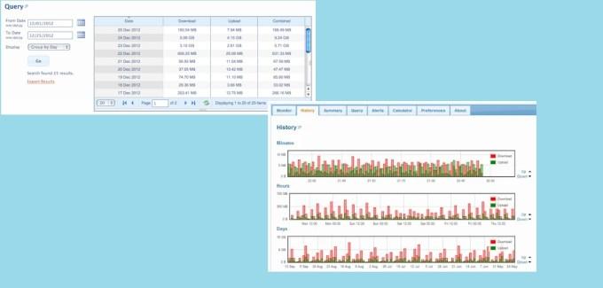 BitMeterOS bandwidth monitor