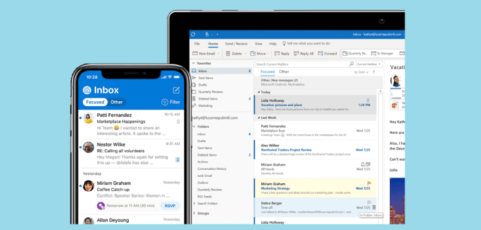 Access My Outlook Email on Browser