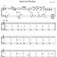 Don' t let the sun go down on me (live) – Elton John / George Michael