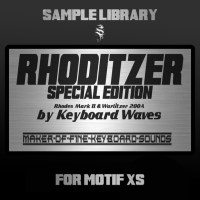 Rhoditzer for XS