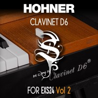 Clavinet for EXS24 Vol 2