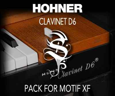 Clavinet Pack For Motif XF