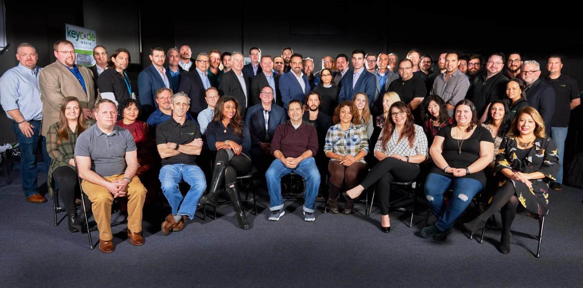 Key Code Media company photo 2018