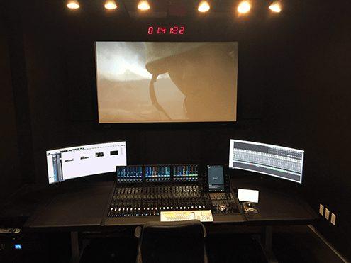 Key Code Media Chapman University Audio Mix B 1