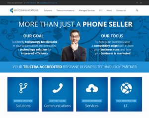 key communications web design and marketing services