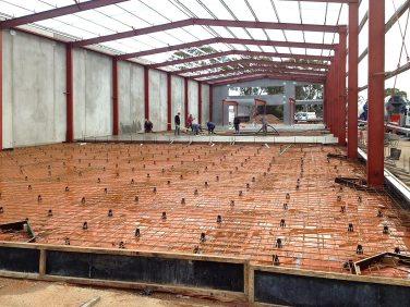 Key Constructions SA - Architecurally Designed Commercial Warehouse