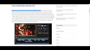 corel videostudio ultimate x8 full keygen