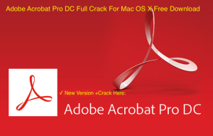 adobe acrobat pro key free