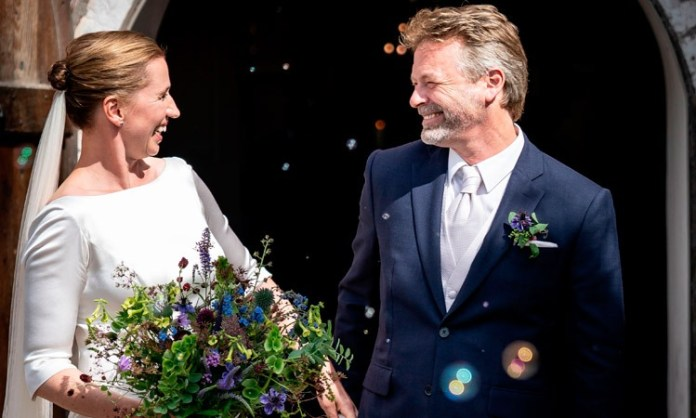 Eventually the Prime Minister of Denmark got married