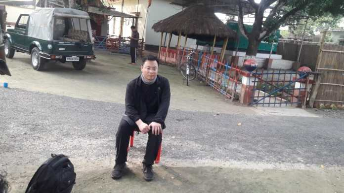 Suspected Chinese national detained at India-Bangladesh border