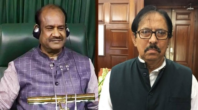 Speaker Biman Banerjee is angry over the governor's intervention