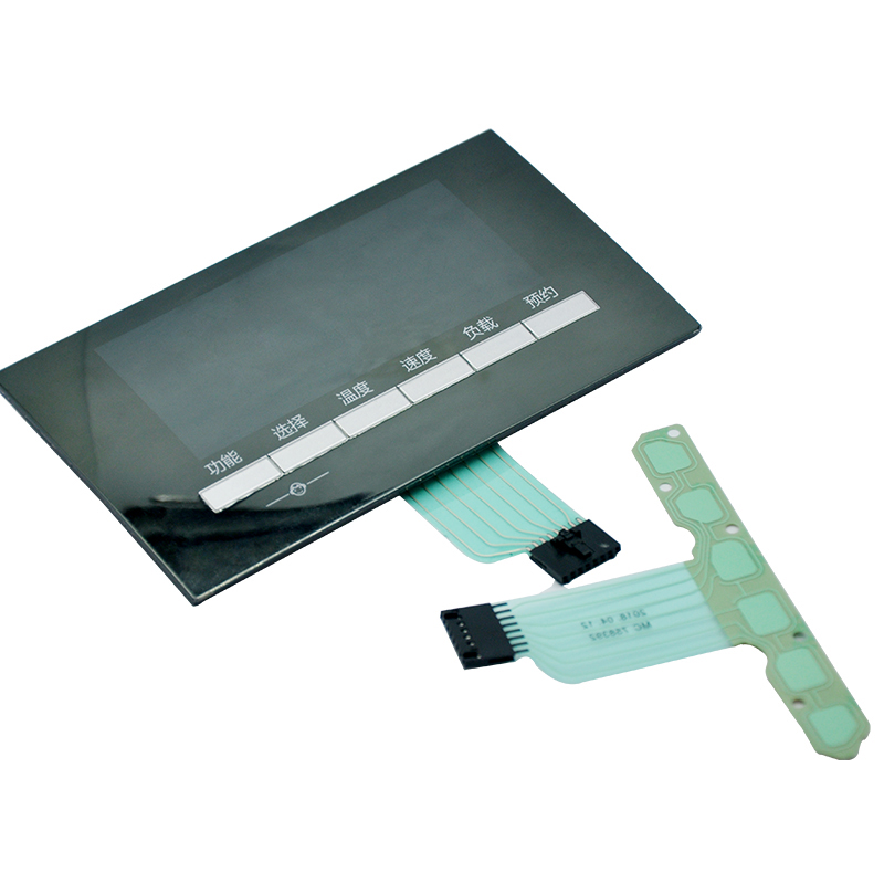 Custom Design Capacitive Touch Membrane Switch