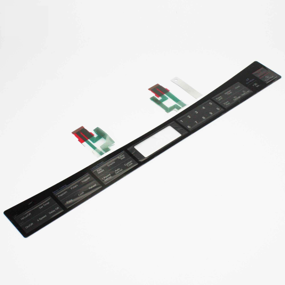 Customized  FPC/PCB capacitive touch button keypad membrane switch