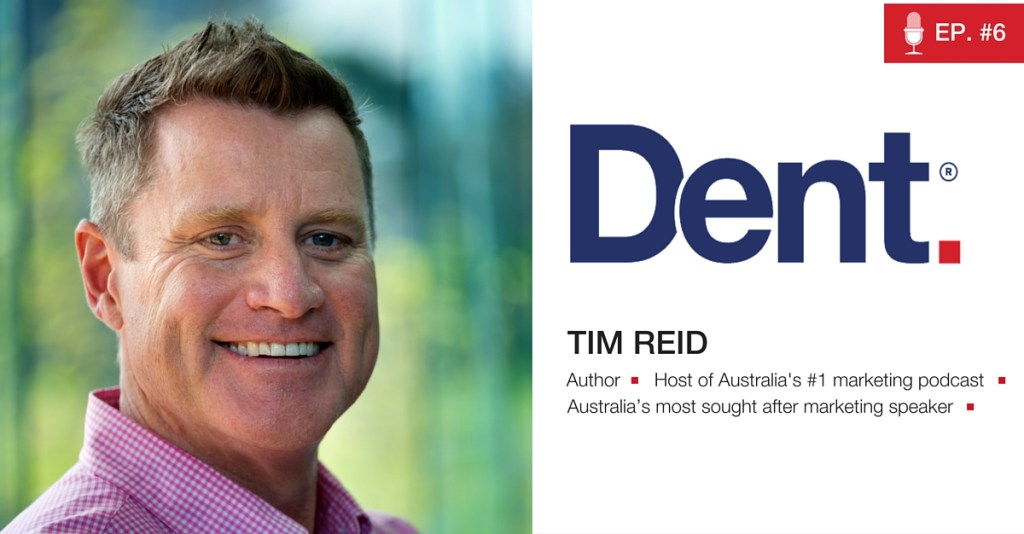 Ep 6. How small business can make the biggest impact with limited resources feat. Tim Reid