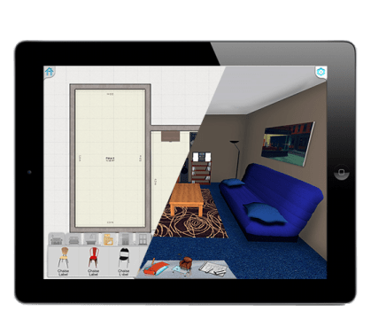 3d home design apps for iPad  iPhone   Keyplan 3D keyplan 3d best home design apps for ipad
