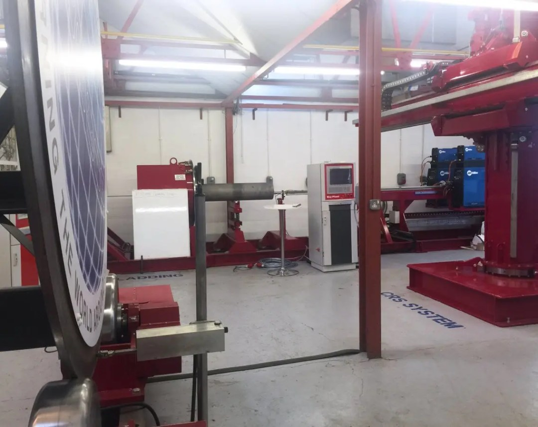 Key Plant research and development machines