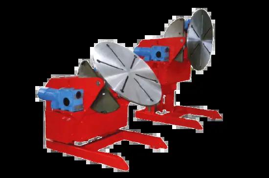 Motorised adjustable height positioners