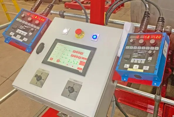 pendants and control systems