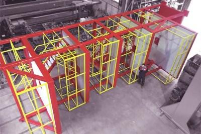 Key Plant custom built system