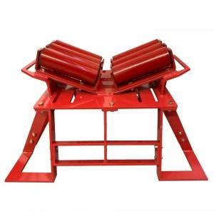 Pipe conveyors / rollers